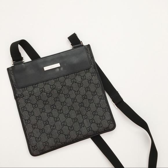 4f0953d68dd Gucci Bags   Black Crossbody Bag   Poshmark